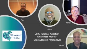2020 NAAM Male Adoptee Perspectives